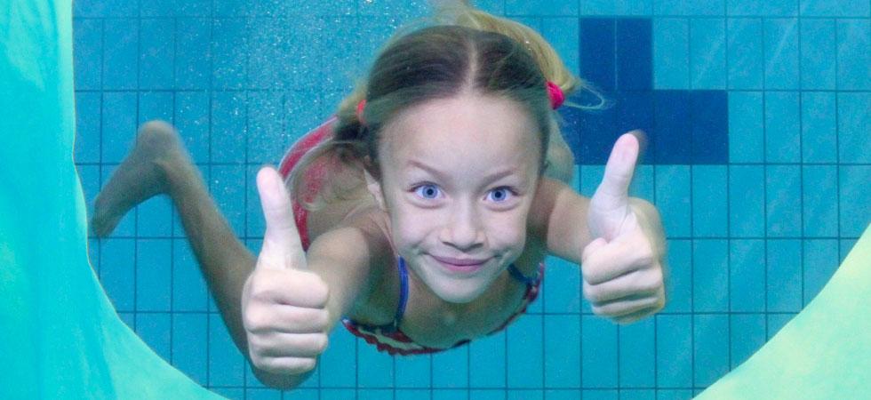 Plavání pro starší děti